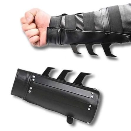 combat-bracer-arm-gauntlets